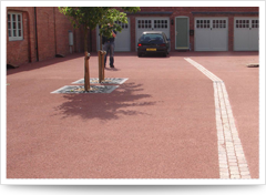 Midlands Decorative Surfaces - specialise in Resin Bonded surfacing systems