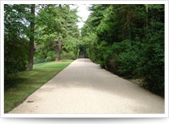 Midlands Decorative Surfaces - specialise in Resin Bound and Resin Bonded surfacing systems