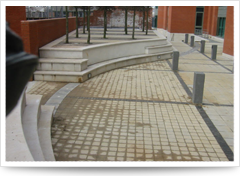 Over 12 years experience in creating attractive hard wearing surfaces for a variety of resin bonded projects in Manchester