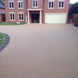 resin based surfacing
